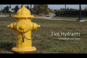 Water Distribution | Hydrant Installation and Types of Fire Hydrants