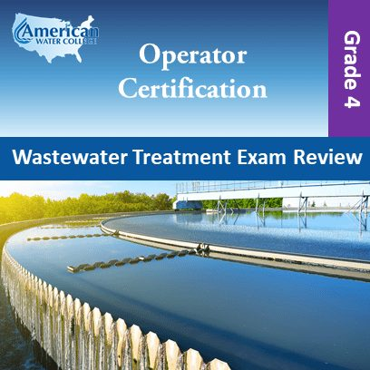 Wastewater Treatment Exam Preparation Grade 4