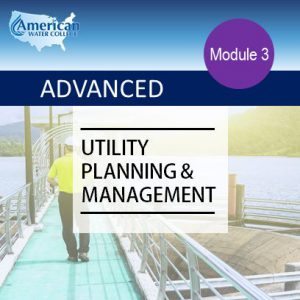 Utility Planning & Management - Advanced