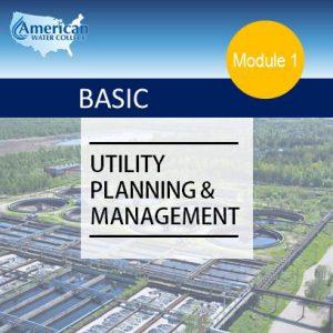 Utility Planning & Management - Basic