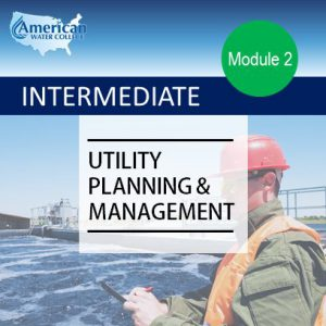 Utility Planning & Management - Intermediate