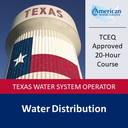 Texas Water Distribution