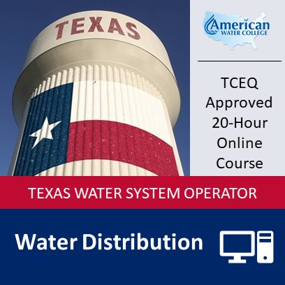 How To Get Your Texas Class C Water System Operator License (part 1)