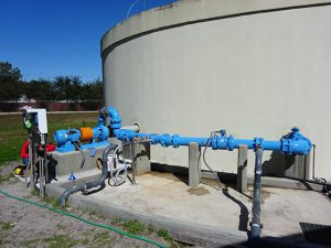 Water Treatment Chemical Blending