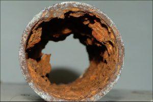 Pipe Corrosion