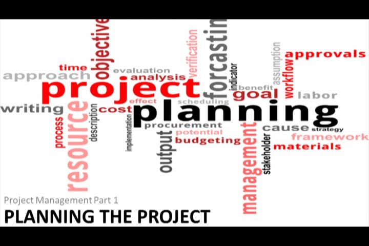 Project Management | Planning the Project