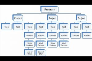 Project Management | Work Breakdown Structure