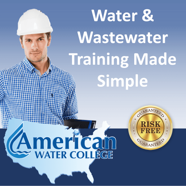 How to Study for Water Treatment License Exams