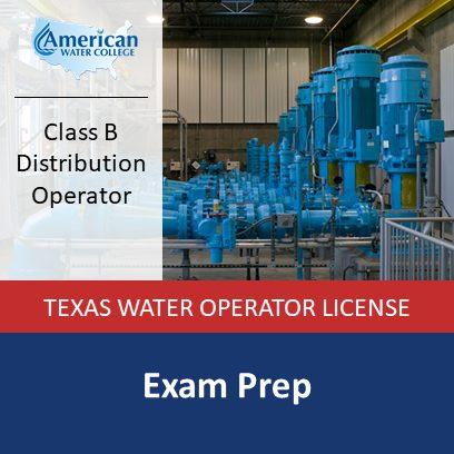 Texas Class B Distribution Exam Prep