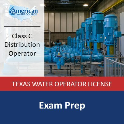 Texas Distribution Operator Exam Prep – C