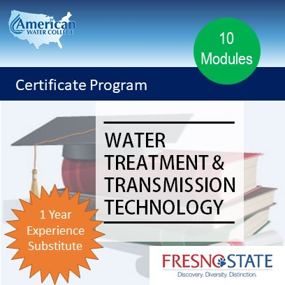 Water Treatment and Transmission Technology Certificate Program