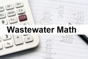 BOD Problem – Wastewater Math