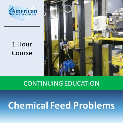 Chemical Feed Problems