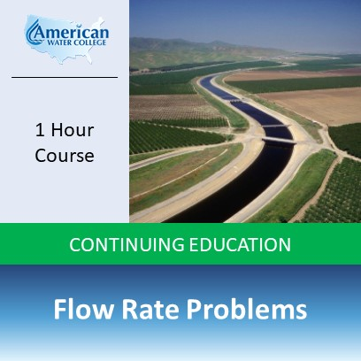 Flow Rate Problems