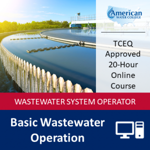 Basic Wastewater Operation (1468)