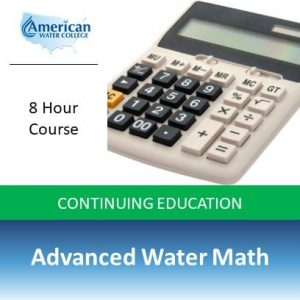 Advanced Water Math