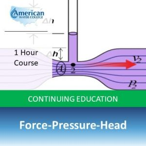 Force-Pressure-Head Review