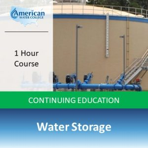 Water Storage Review
