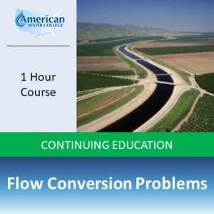 Flow Conversion Problems